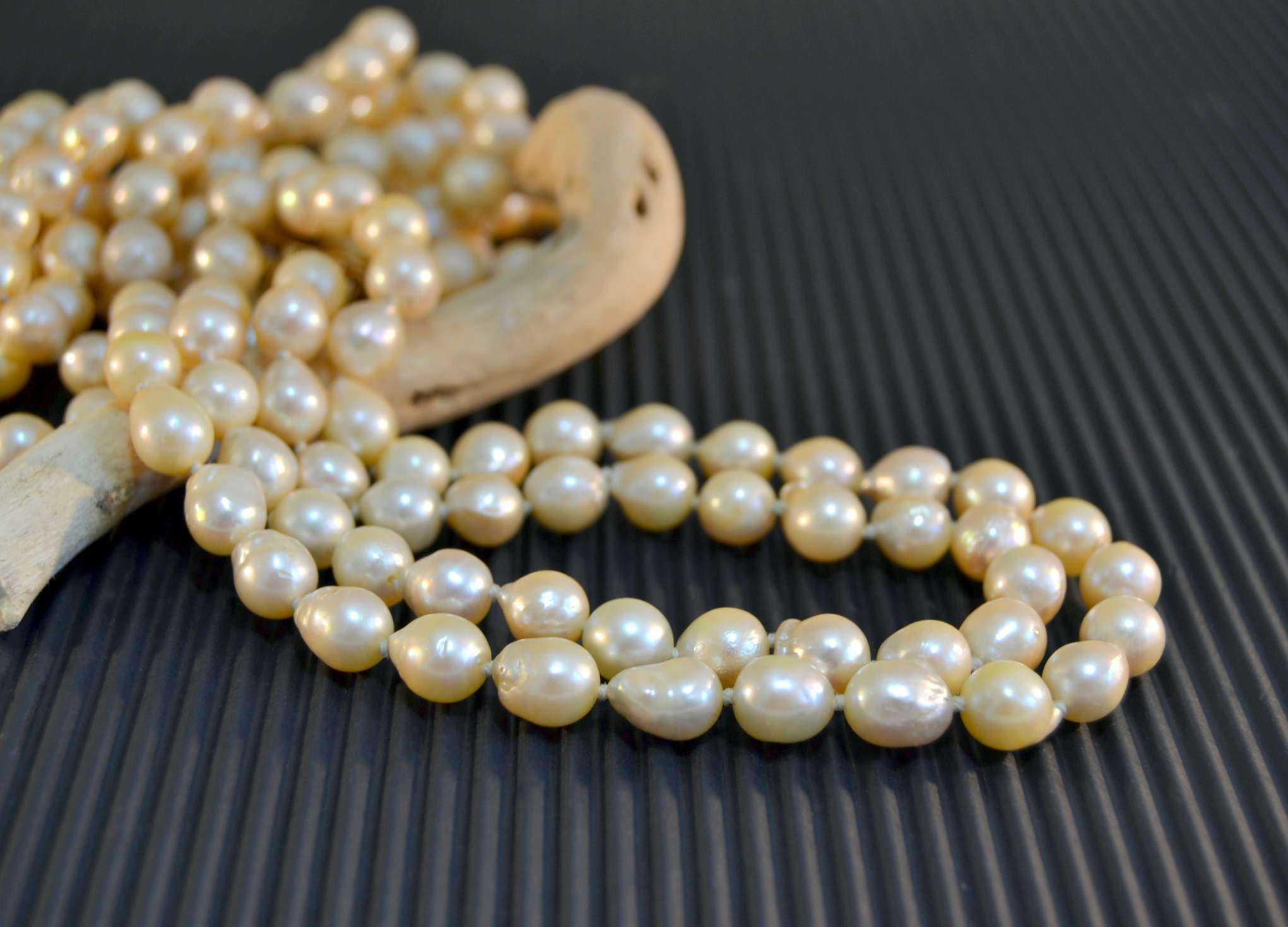 types pearls tahitian with grey bracelet white spring ring pearl winterson clasp gold in