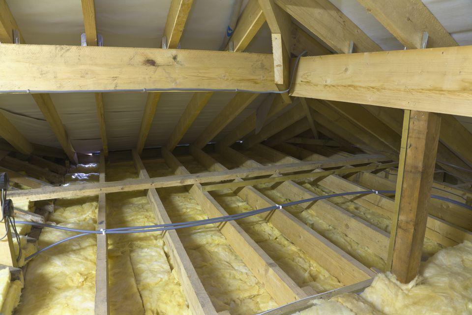 New Roof Loft Insulation