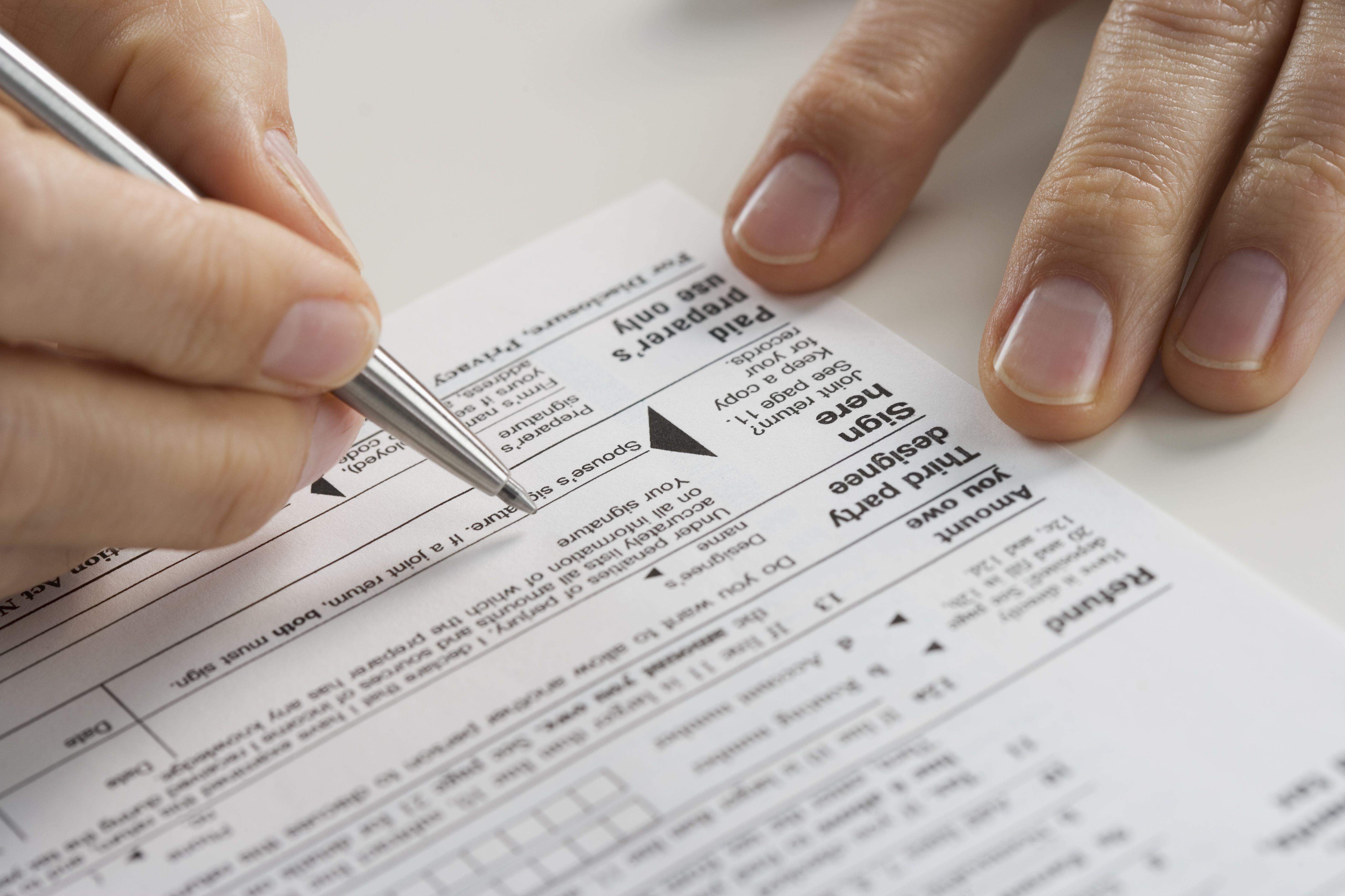 Home Office Tax Deductions – Massachusetts Agi Worksheet