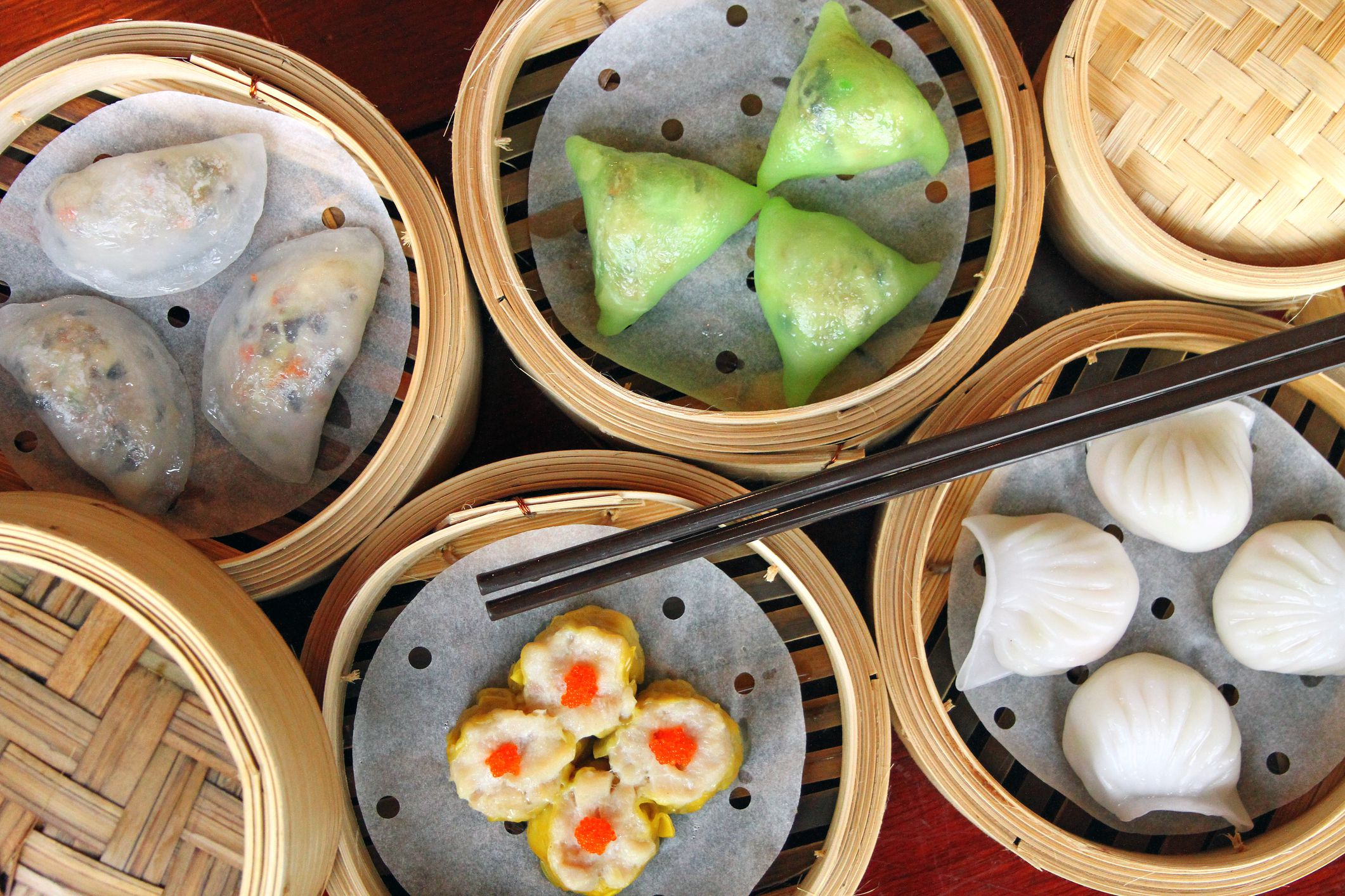 Chinese dim sum history photos and recipes for Perfect kitchen dim sum