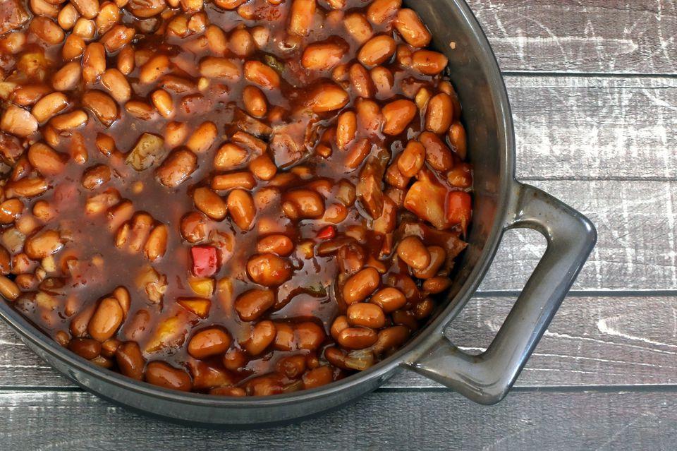 Country Style Pinto Bean Bake Recipe