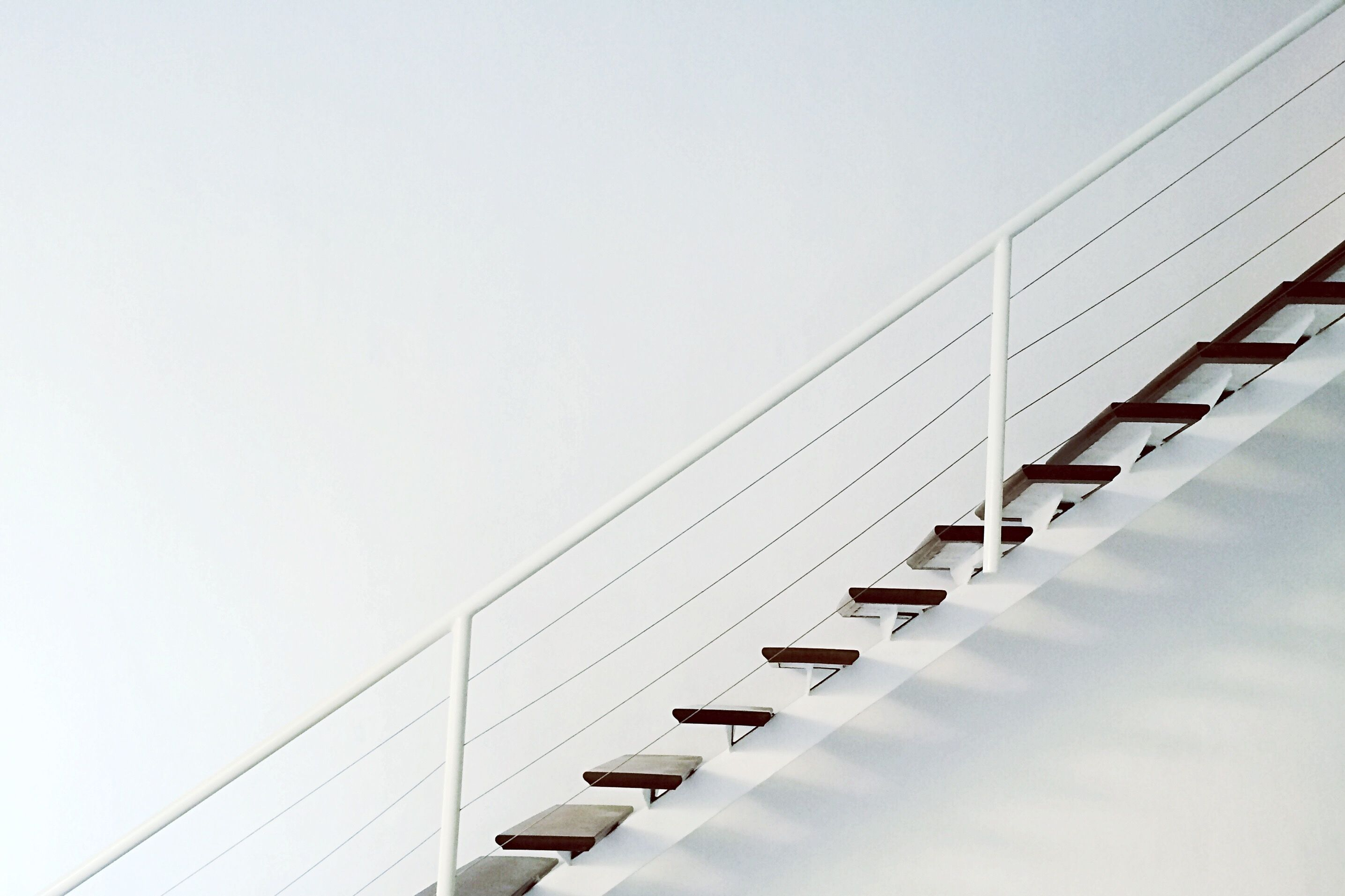 ideas stairway kits stair fittings contemporary interior for cable indoor infill stylish railing