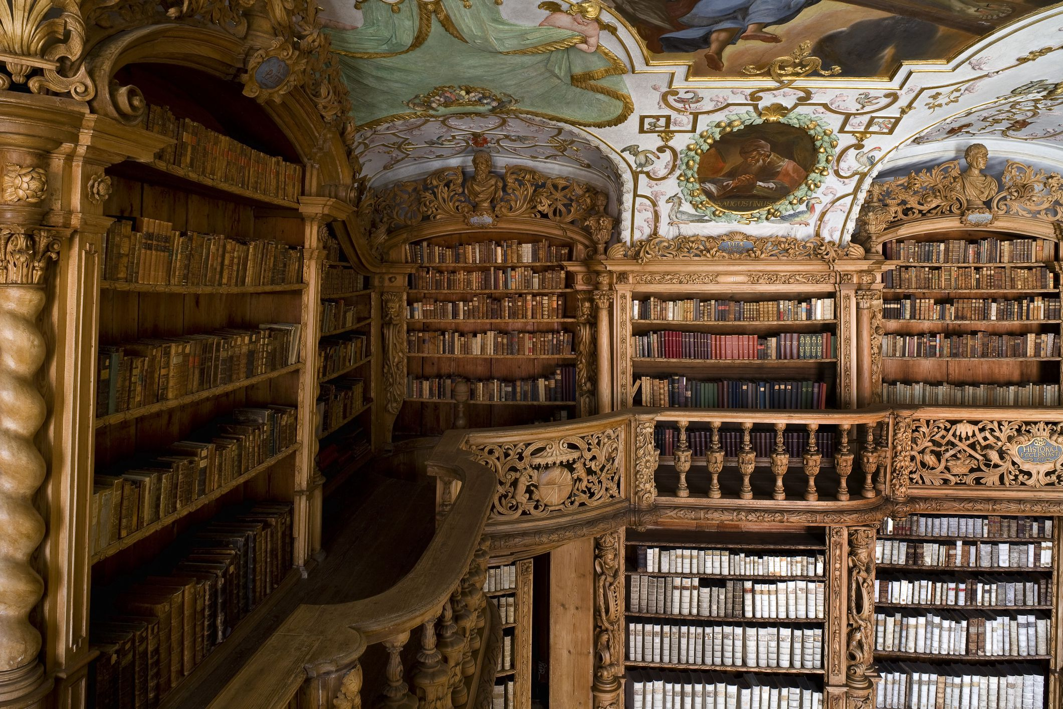 Germany S Most Beautiful Libraries