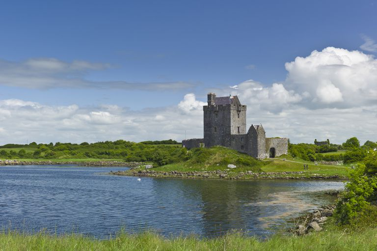 Dungaire Castle, County Galway, Ireland