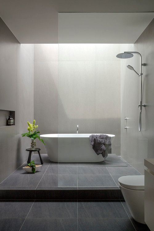 Stylish Modern Bathroom Design Ideas