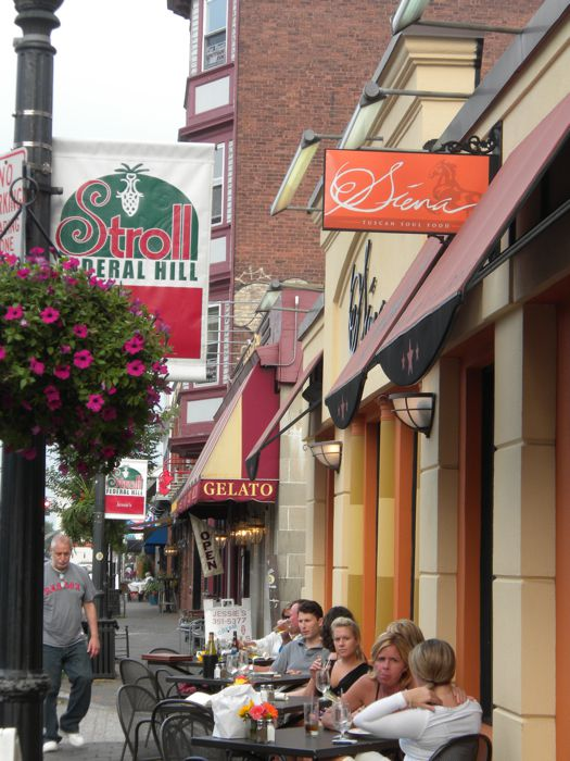 Photo of Federal Hill, Providence's Little Italy