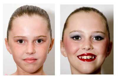 A Basic Guide To Applying Stage Makeup