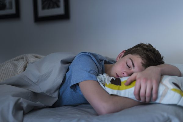 Bedwetting is fairly common among teenagers.