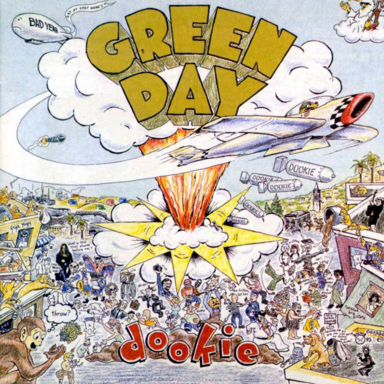 Green Day Dookie