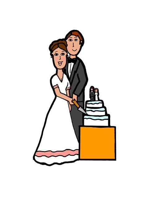 Clips Ahoys Free Wedding Clipart