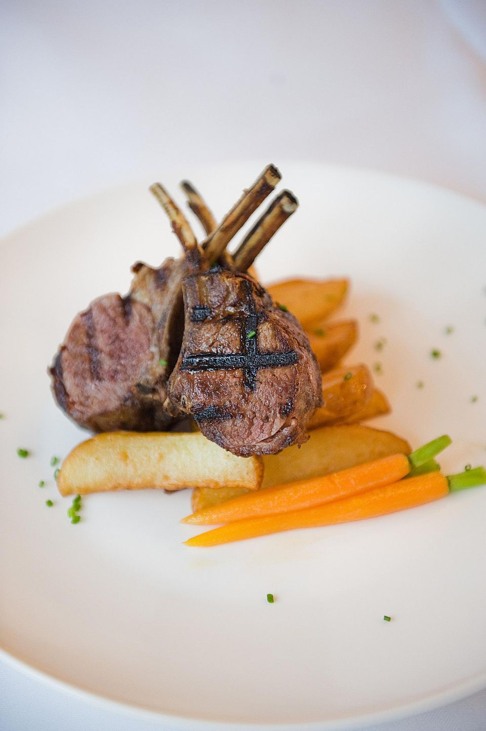 Rack of Lamb in Sydney