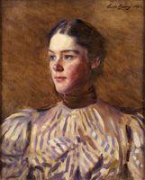 Cecilia Beaux - Self-Portrait No. 3, 1894