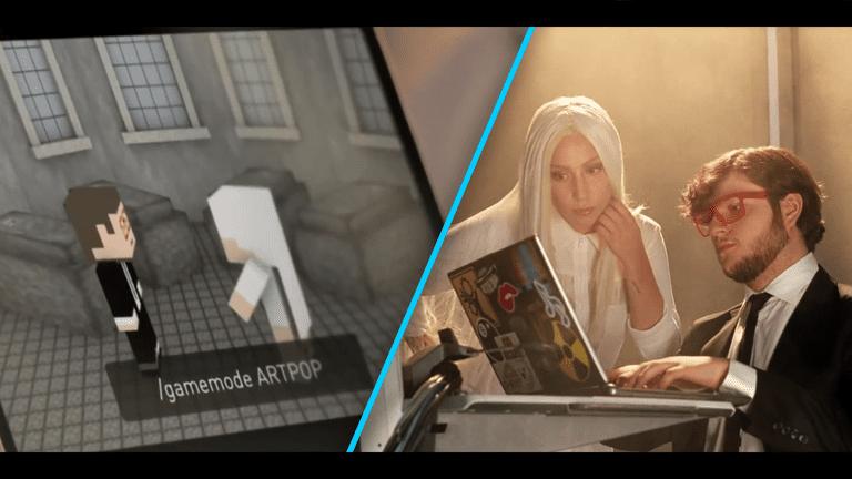 Minecraft In Pop Culture - 2