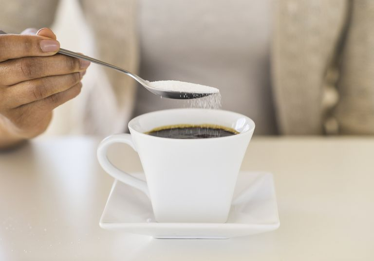 People with diabetes can use artificial sweeteners.