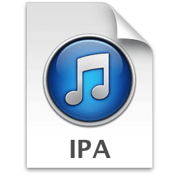 Picture of the IPA file icon