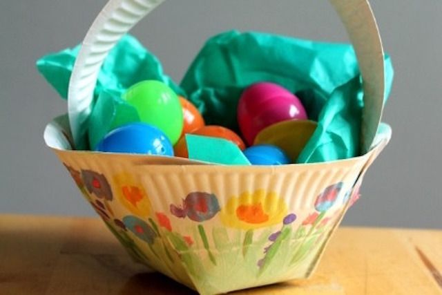 11 Easter Basket Crafts For Kids