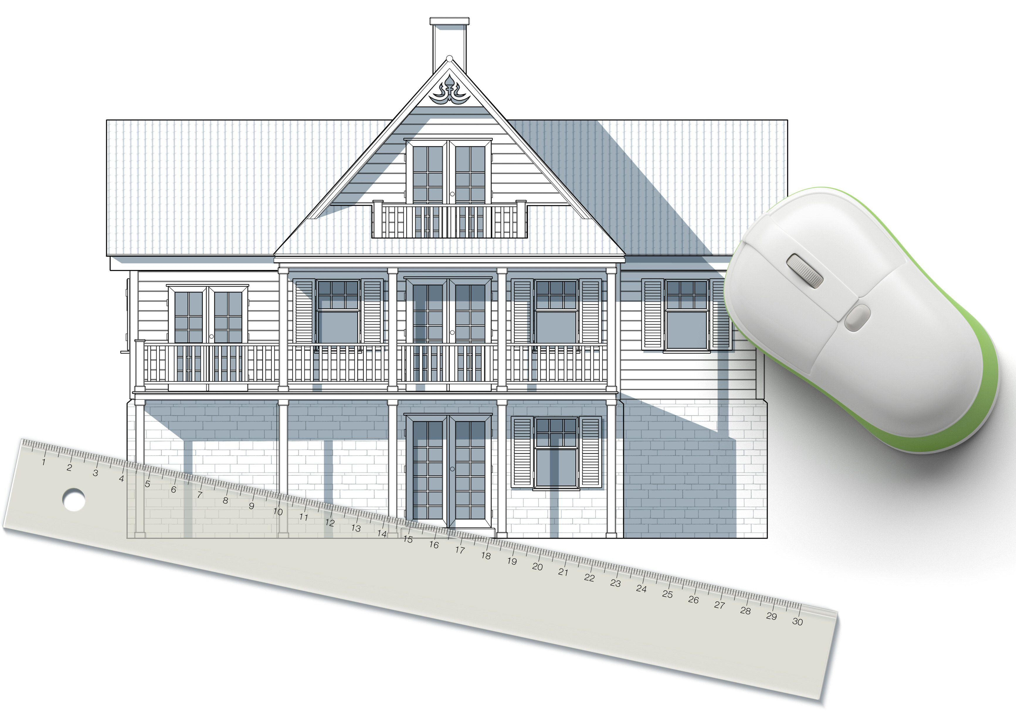 How to choose building plans for your dream home for Plan your dream house