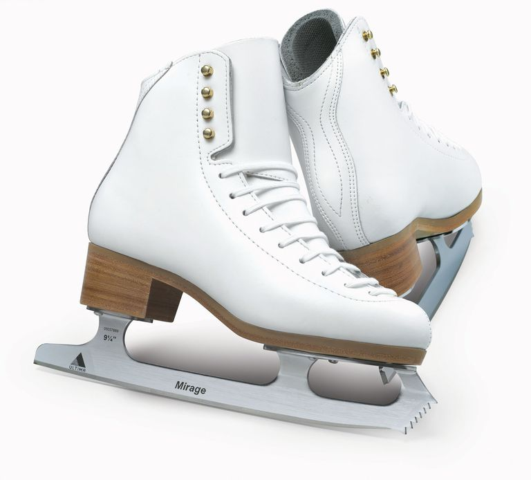Jackson Competitor Boots With Mirage Blades
