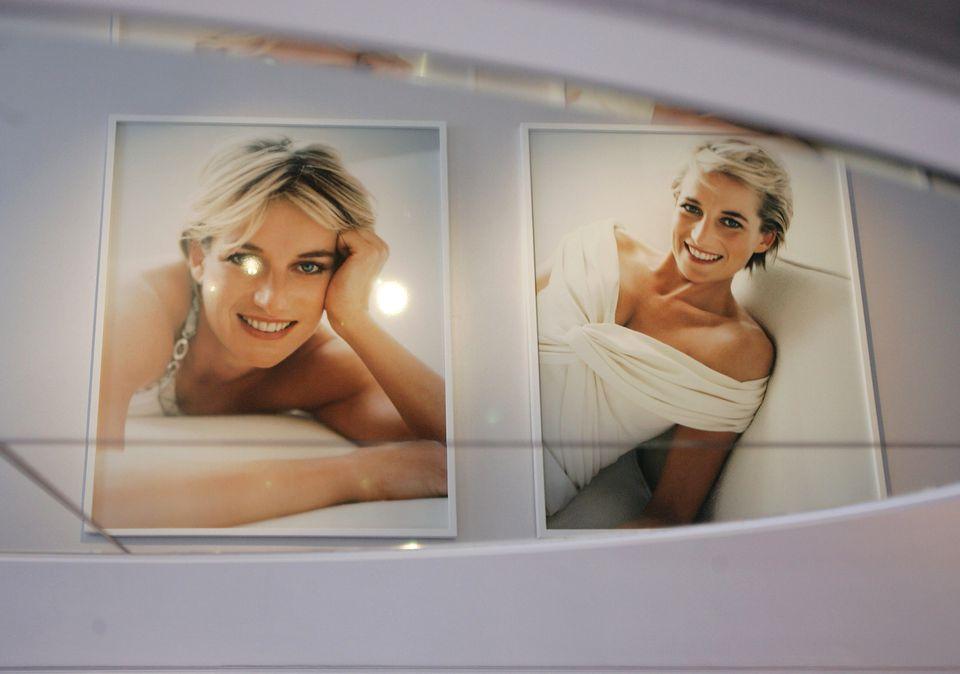 Press View For 'Diana, Princess Of Wales By Mario Testino'