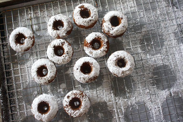 mini donuts recipe