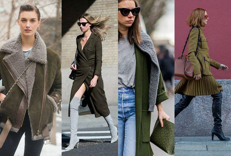 8 Fresh Ways To Wear Olive Green