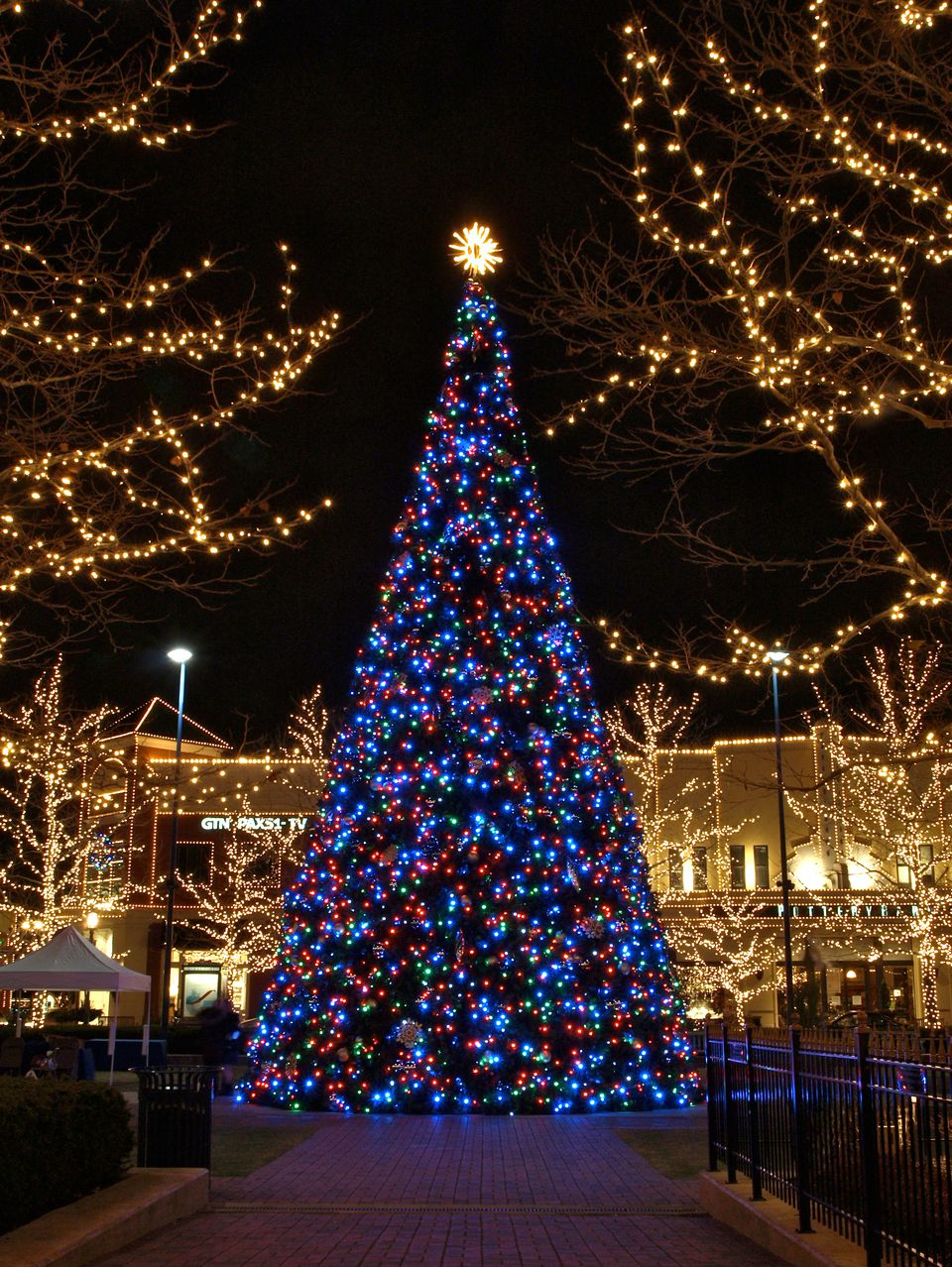 Top 6 Places to See Christmas Lights in Columbus, Ohio