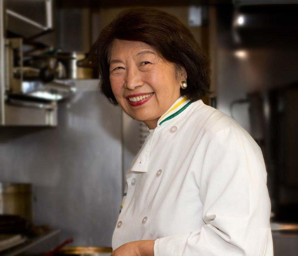 Chef Susanna Foo