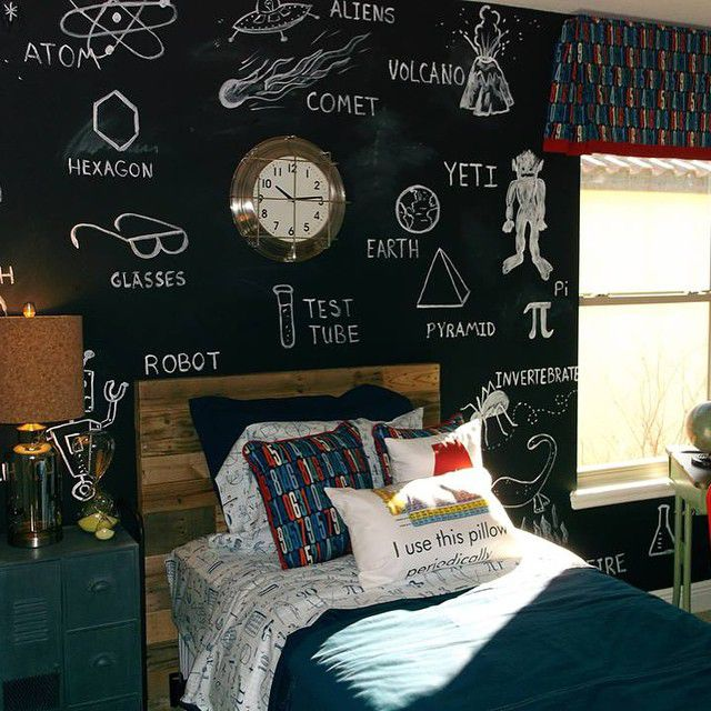 Creative Bedrooms That Any Teenager Will Love: 21 Creative Bedroom Ideas For Boys
