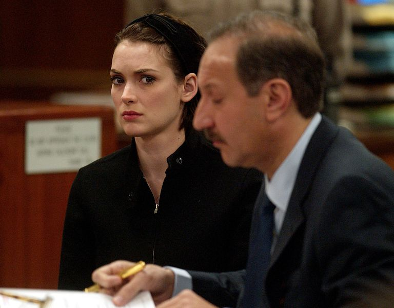 Psychological theories of deviant behavior help explain why a rich and famous person like Winona Ryder would shoplift.