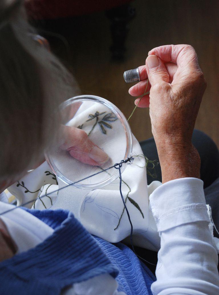 stitching circle