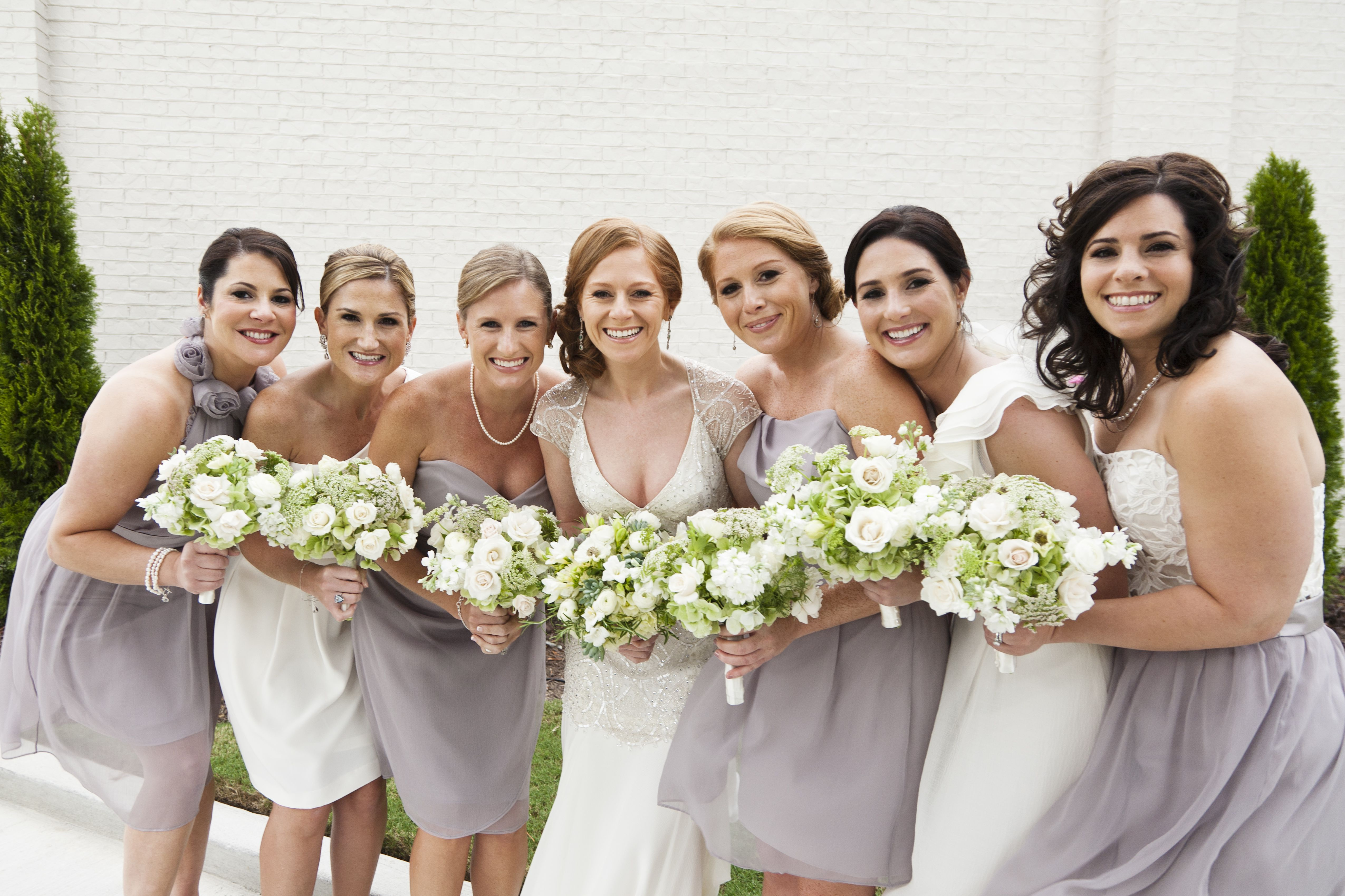 Etiquette tips on bridesmaid selection junglespirit Gallery