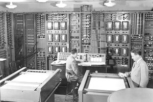 Early Mainframe Computer