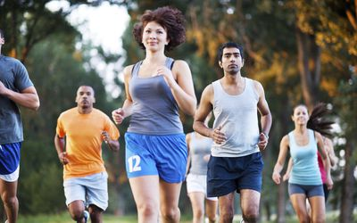 how to get started on running