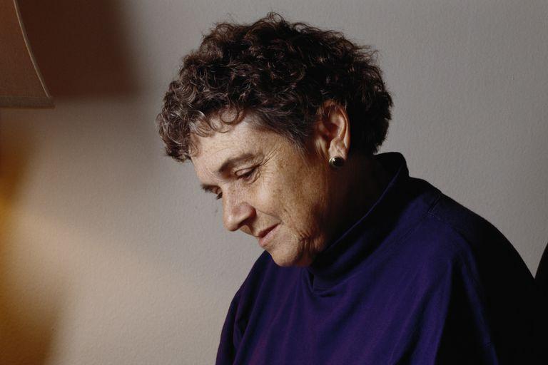Adrienne Rich, 1991