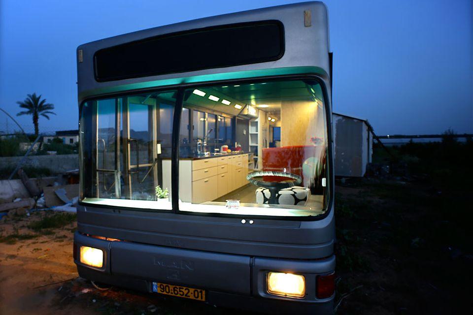 Where Can You Find Bus Conversion Tiny House Plans