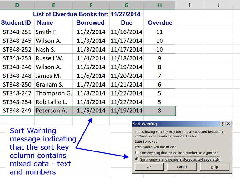 6 ways to sort data in excel sort data by date or time in excel spiritdancerdesigns Gallery