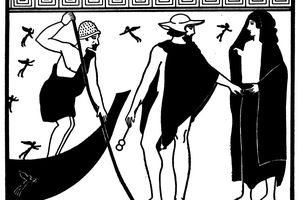 an overview of the achilleus leader of the achaians In greek mythology, achilles or achilleus (/ ə ˈ k ɪ l iː z / ə-kil-eez greek: ἀχιλλεύς, achilleus [akʰille͜ús]) was a greek hero of the trojan war and the central character and greatest warrior of homer's iliad.