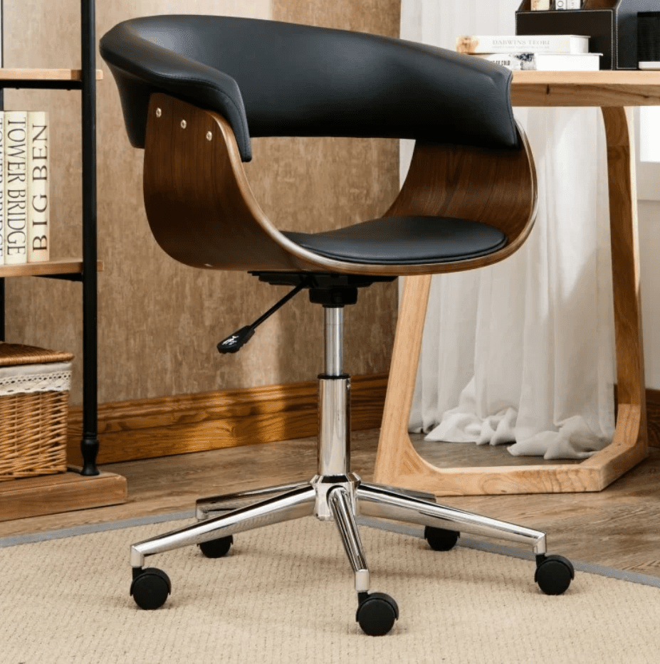 comfiest office chair. Sweetwater-desk-chair Comfiest Office Chair