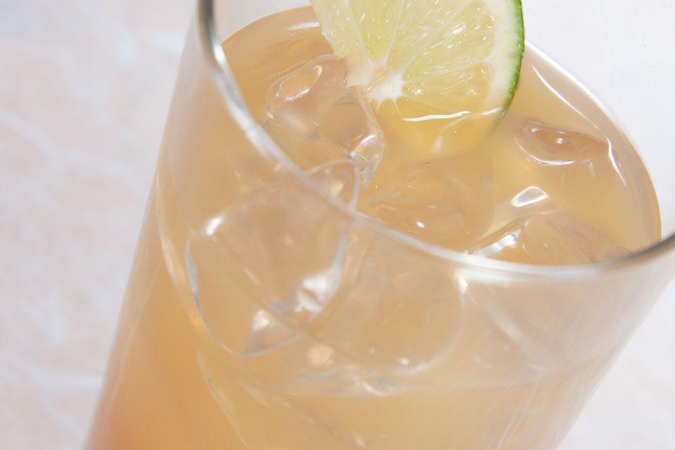 Northern Lights Drink with Yukon Jack