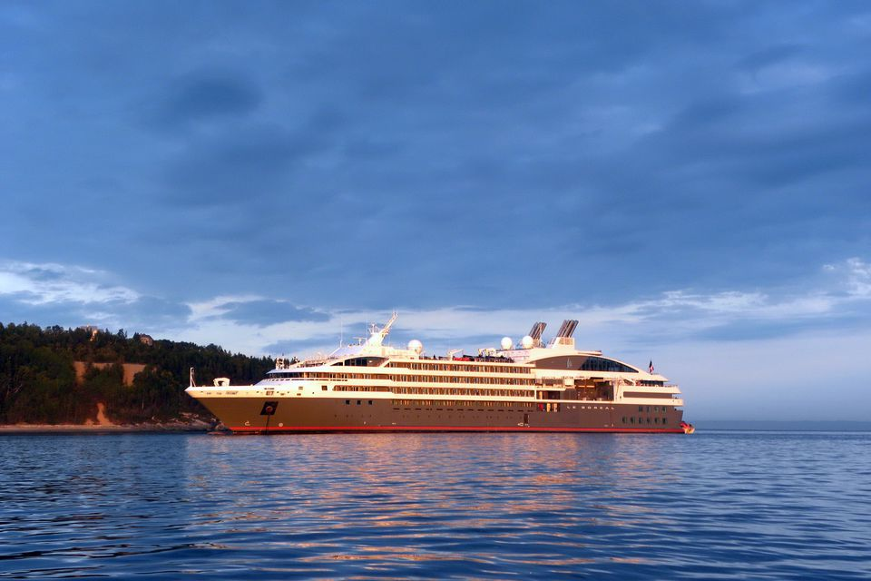 Le Boreal Travel Journal Boston To Montreal Day Cruise - Cruise ships out of boston