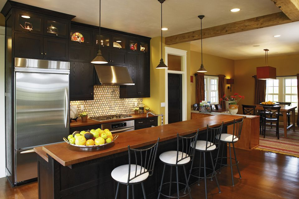 kitchen makeover mistakes brown kitchen