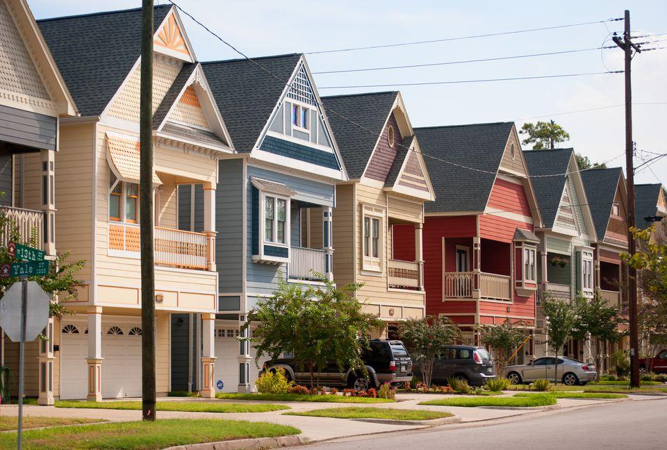 Houston Heights neighborhood