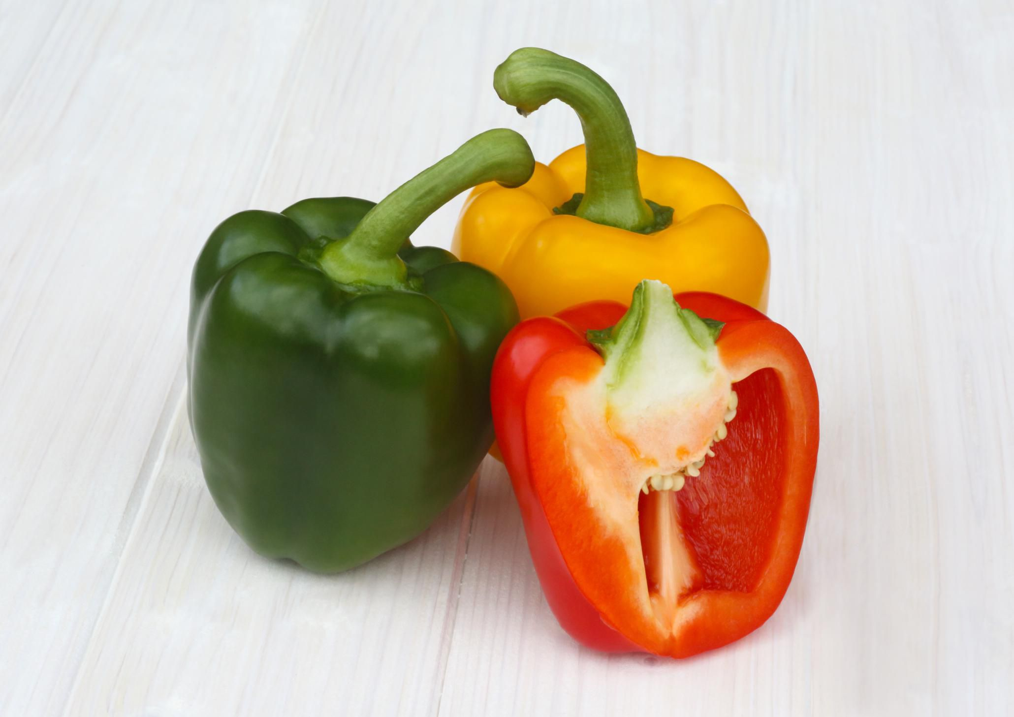 How To Preserve Sweet Peppers By Freezing