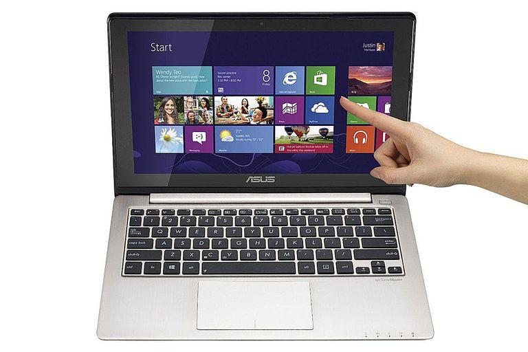 ASUS VivoBook Q200E BSI3T08