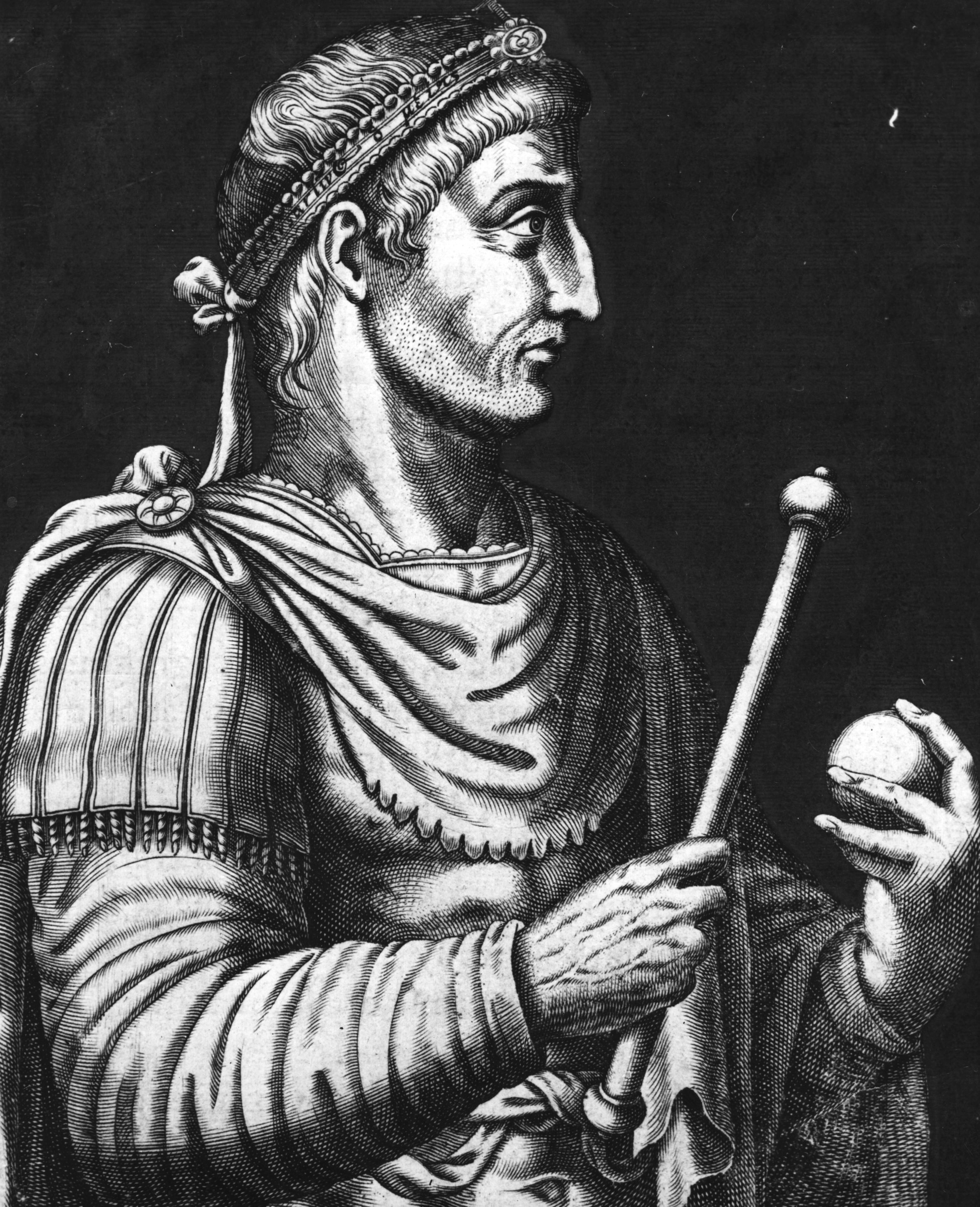 a biography of constantine a roman emperor Constantine constantine the great, also known as constantine i or saint constantine, was roman emperor from 306 to 337 constantine was the son of flavius.