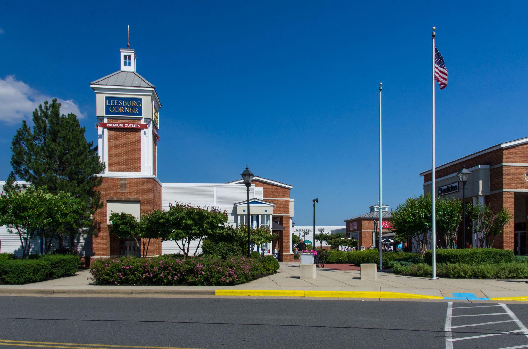 Leesburg Corner Premium Outlets In Leesburg Va