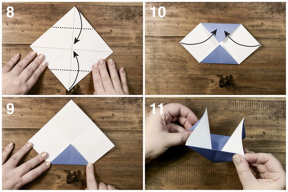 Sail Boat Origami Food Ideas