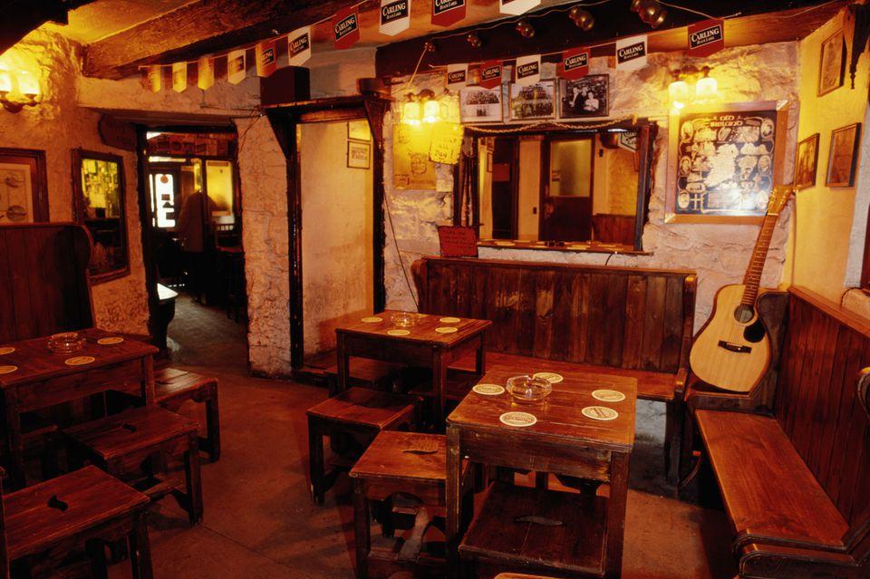 Traditional Irish Pub