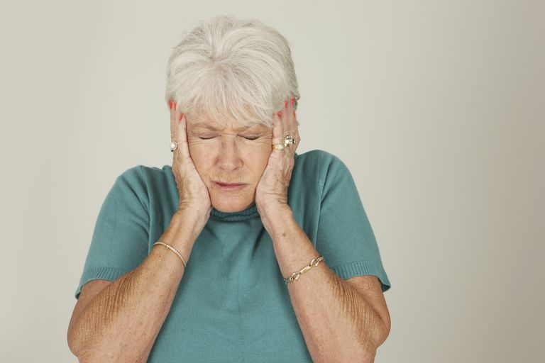 Too much noise can contribute to challenging behaviors in dementia