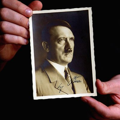 an analysis of hitlers life in the rise and fall of adolf hitler by william l shirer Revisiting the rise and fall of the third reich  the rise and fall of the third reich by william l shirer  he did not title his book the rise and fall of adolf hitler.